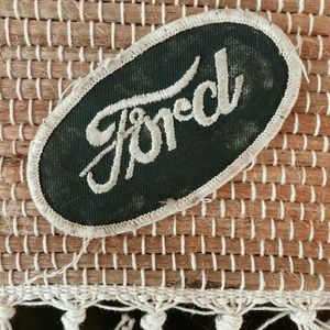 1970's Vintage Ford patch